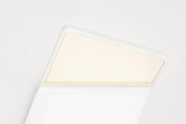Winglet CL mit Bewegungsmelder und Helligkeitssensor, weiß schraeg